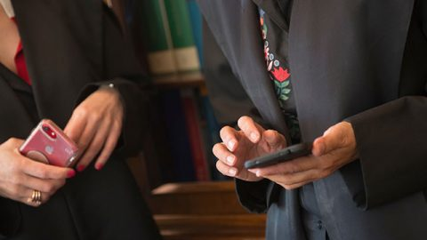 O Colexio renova a súa presenza dixital