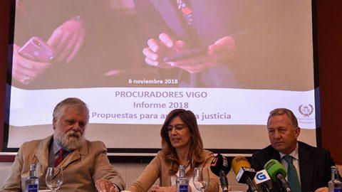Los procuradores proponen convertirse en 'agente ejecutor' para agilizar la Justicia