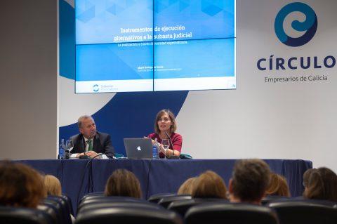 """Mayte Rodríguez: """"Los procuradores tienen mucho que decir en el proceso de ejecución"""""""