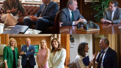 Procuradores por unha Xustiza más áxil en Vigo