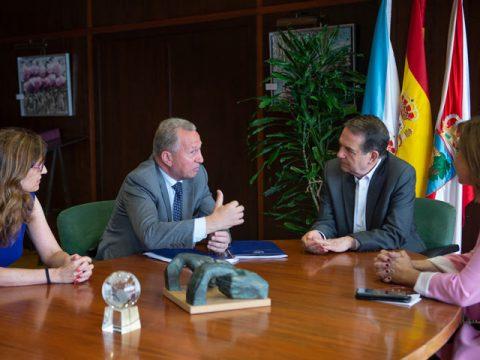 Los procuradores y el Ayuntamiento de Vigo  activan protocolo para desahucios