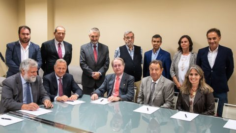 Primer encuentro nacional de la  Mutualidad de procuradores y economistas