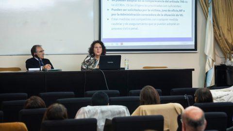 50 procuradores y procuradoras de Vigo, especialistas en violencia de género