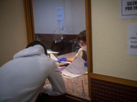 Los procuradores de Vigo ponen en marcha un sistema de turnos para acceder a sus instalaciones