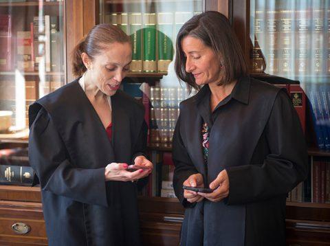 La procura, la profesión más feminizada de la Justicia en Galicia
