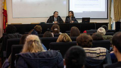 Los procuradores lanzan guía para asesorar a mujeres que sufren violencia machista